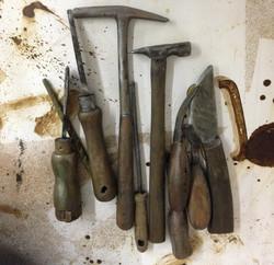 Fabricated tools