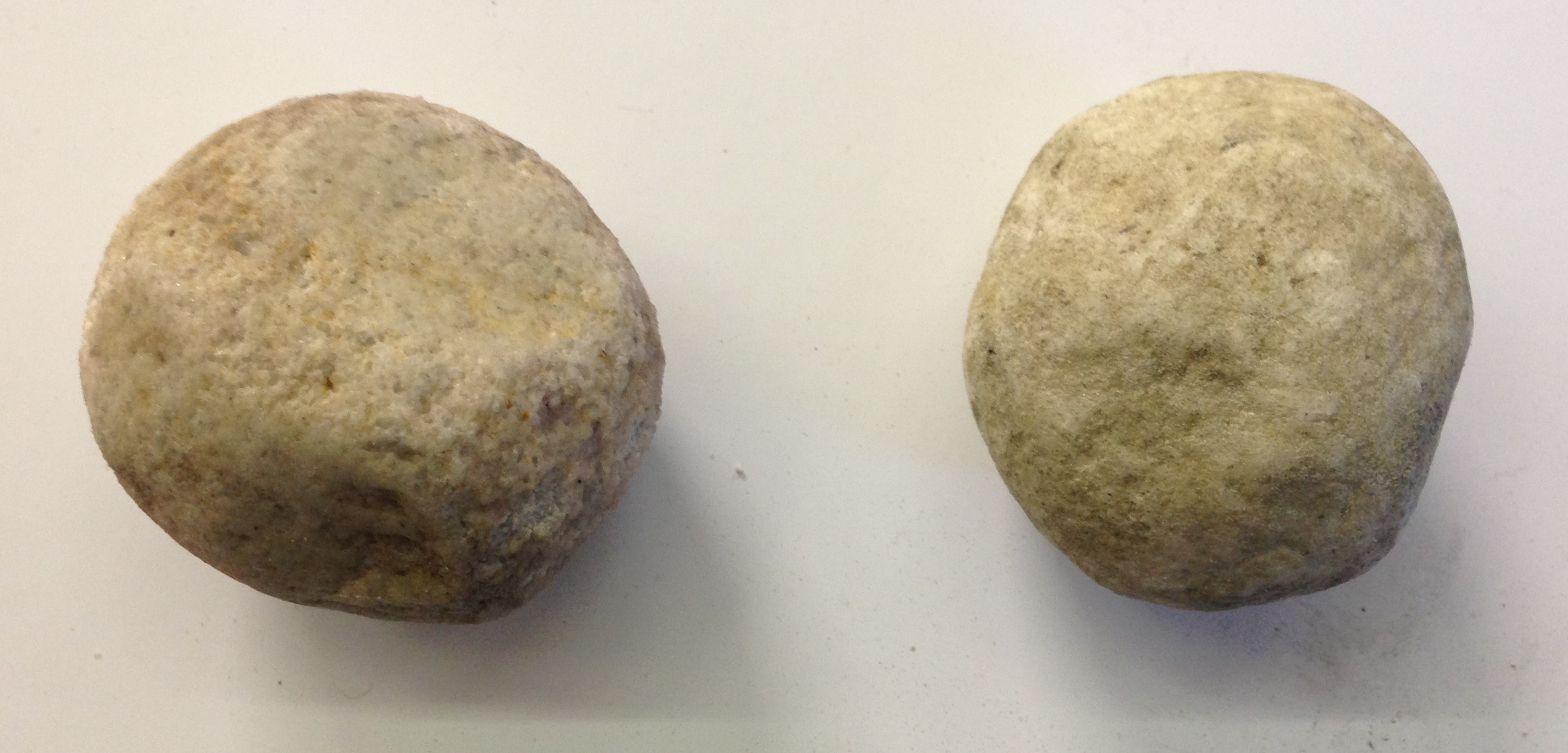Fabricating rocks