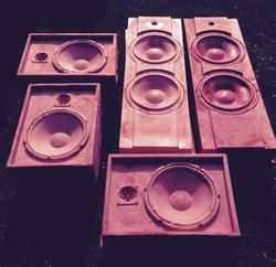 fabricated speakers