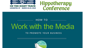 Sarah Evers Conrad to Speak at the 2019 American Hippotherapy Association Conference