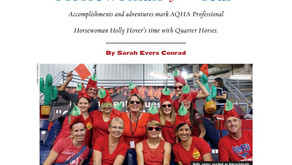 2017 AQHA Professional Horsewoman of the Year