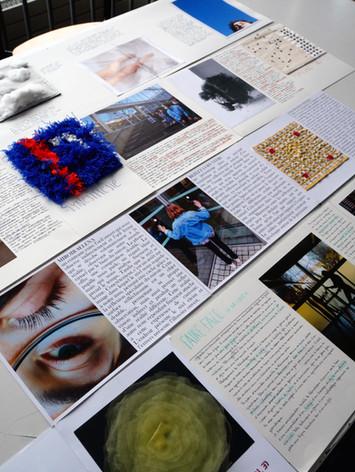 PAV / Travail photographique et textile