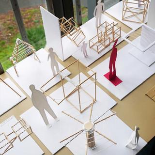 Design d'objet / Explorations par la maquette.
