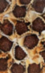 מתכון כדורי קוקוס מצופים שוקולד באונטי