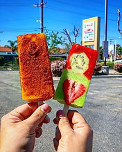 "Enjoy this day with a delicious ""Paleta"""