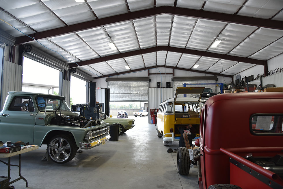 Kevin's Auto Restoration and Repair | Magnolia, TX