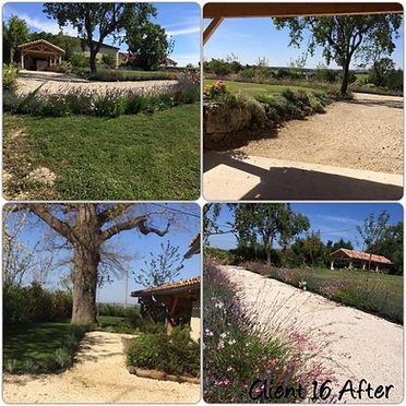 Aubiet Entretien Jardin  Landscape gardener gardening Gers France Toulouse Landscaping