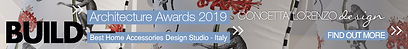 BUILD Award ConcettaLorenzo winner 2019