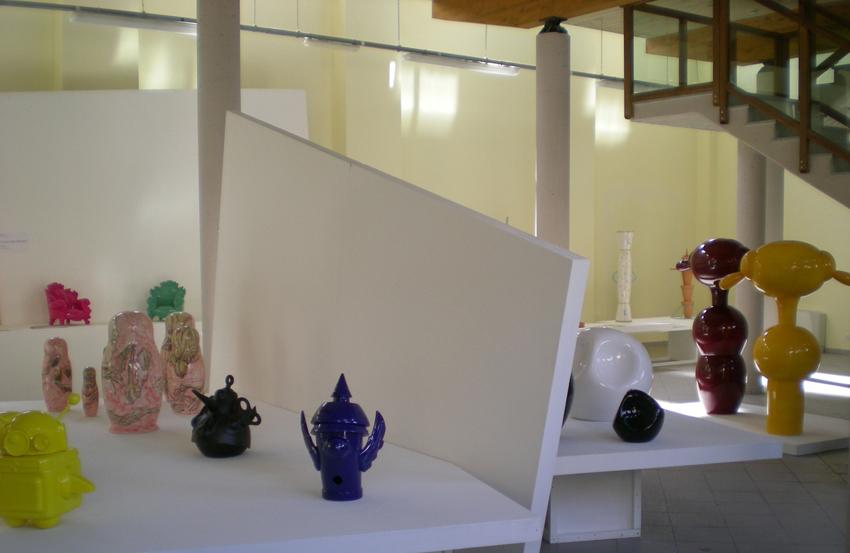 Il Canto della Terra exhibit 2009