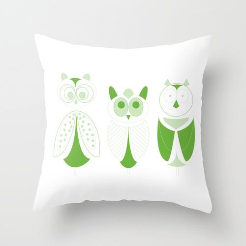 green howls