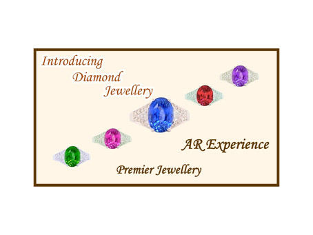 Introducing Diamond Jewellery with AR Experiences in Facebook, Instagram & Snapchat Lens   Premier