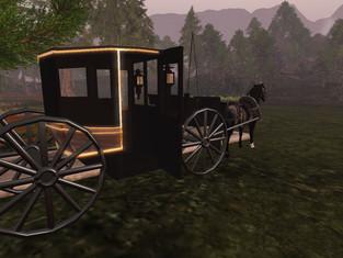 [Jörr] Victorian Carriage