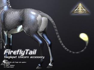 ABADDON ARTS - Firefly Tail