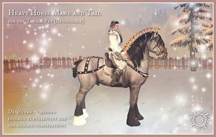 Jinx : Heavy Horse Mane/Tail