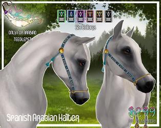 ::Whymsikal:: - Spanish Arabian Halter