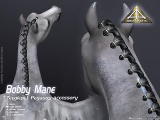ABADDON ARTS - Bobby Mane