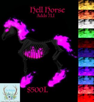 En Pointe - Hell Horse/Flame Addons