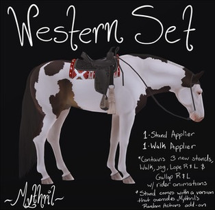 ~Mythril~ Western Set