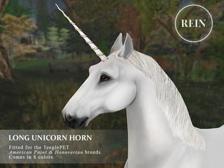 [REIN] Long Unicorn Horn