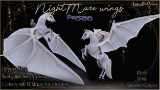 Appy Bottoms - Nightmare Wings