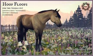 Jinx : Hoof Floofs