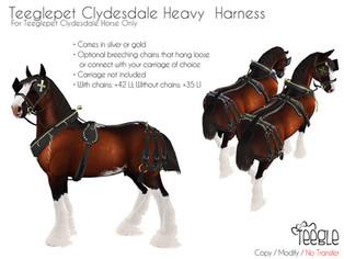 [Teegle] Heavy Harness