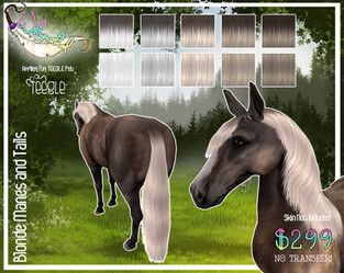 ::Whymsikal:: Mane and Tail Textures