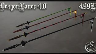 Dragon Lance Designs - Dragon Lance Jousting System