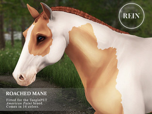 [REIN] Roached Mane
