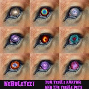DBD - Eye Textures