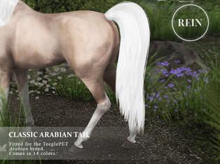 REIN - Classic Arabian Tail