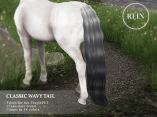 REIN - Classic Wavy Tail
