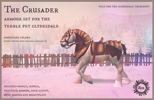 Jinx : Crusader Armour Set