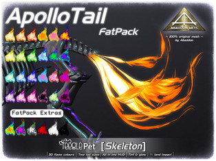 ABADDON ARTS - Apollo Tail