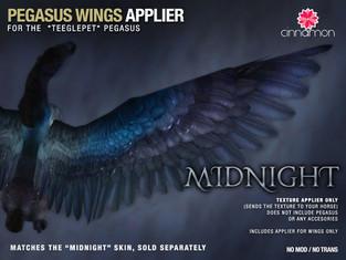 Cinnamon - Pegasus Wing Appliers