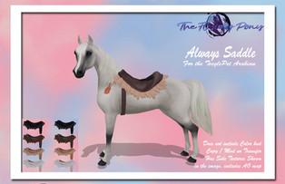The Flying Pony - Always Saddle