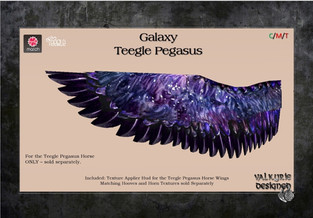 Valkyrie Designed - Pegasus Wing Appliers