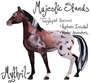 *~Mythril~* Majestic Stands