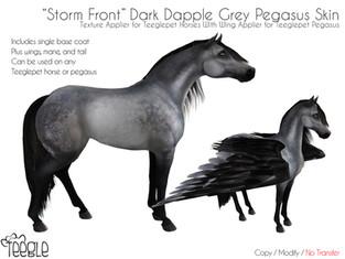 Teegle - Pegasus Skins