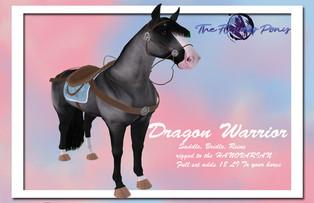 The Flying Pony - Dragon Warrior Tack