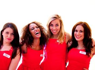 Budweiser Event Staff