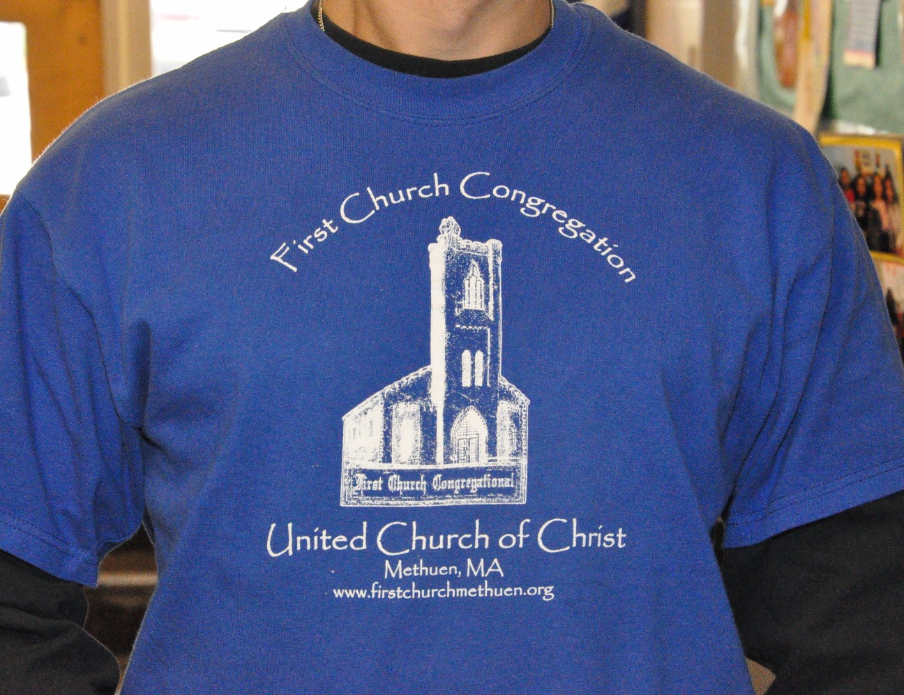 First Church T-Shirt