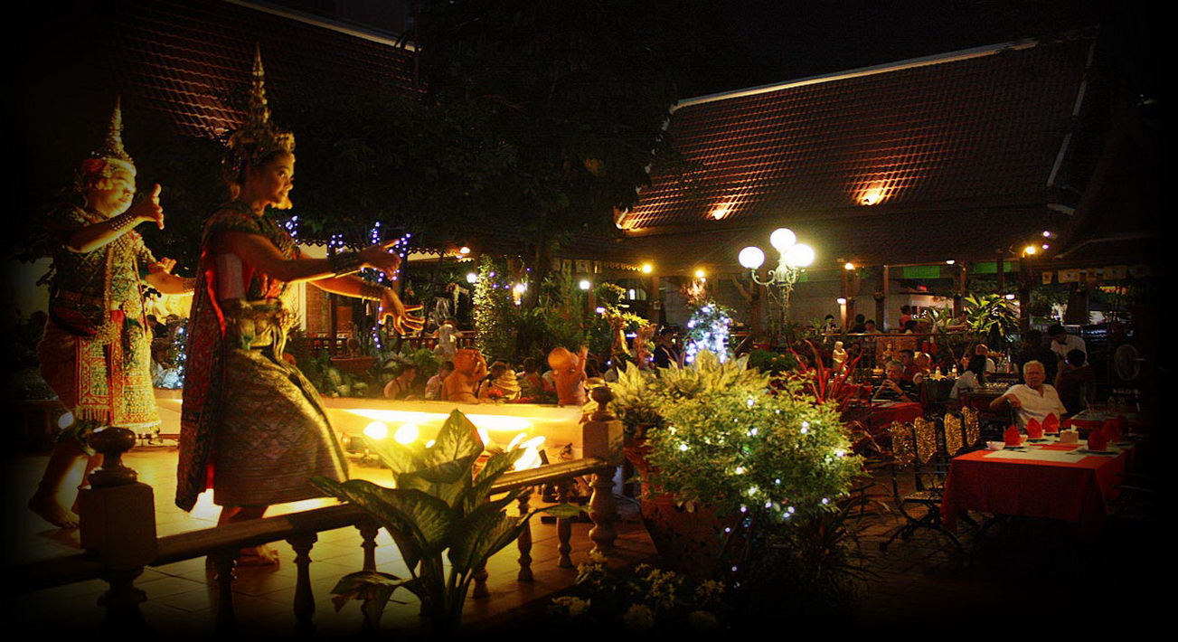 Traditional Thai Dining in Pattaya