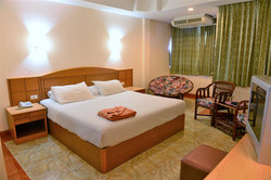 P72 Hotel Walking Street Pattaya Stand room