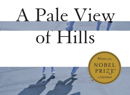 Review: A Pale View Of Hills by Kazuo Ishiguro