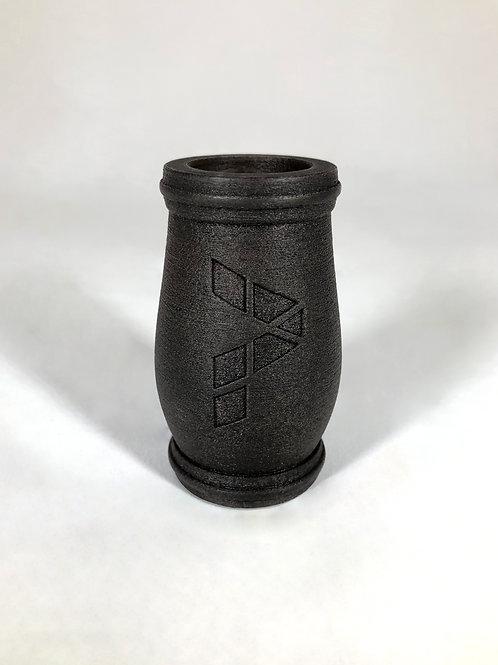 Bold 3D Wood Barrels
