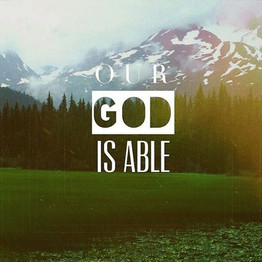 Our God is able.jpg