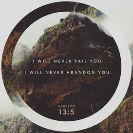 I will never fail you.jpg