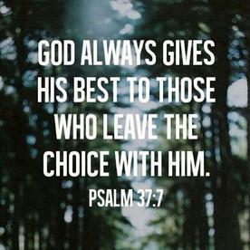 God always gives his best.jpg