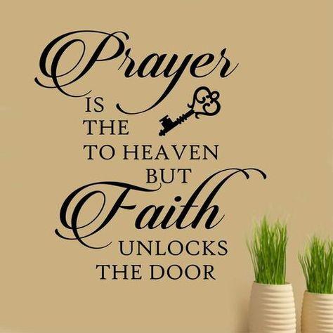Prayer is the key.jpg